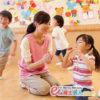 保育士時給1320円|0~5才児対象の保育所の担任補助|月~金|桜川・西長堀駅近